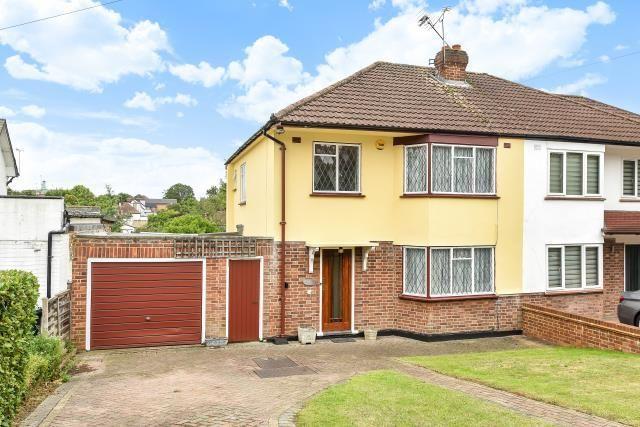 Thumbnail Semi-detached house for sale in Torrington Park, London