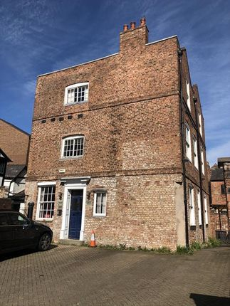 Thumbnail Office for sale in Maple House, 23 Watergate Row South, Chester