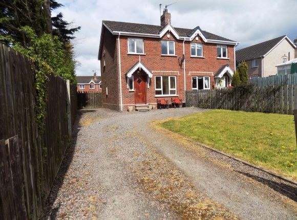 Thumbnail Semi-detached house to rent in 15 Brook Lodge, Ballinderry Lower, Lisburn
