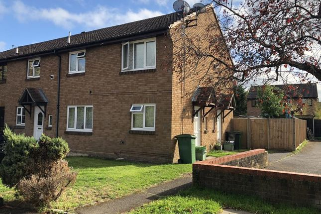 Thumbnail Terraced house to rent in Thatcham, Berkshire