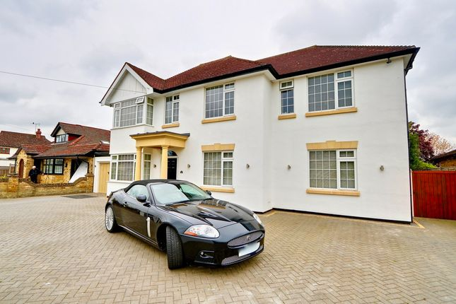 Thumbnail Detached house for sale in Parkfield Road, Ickenham