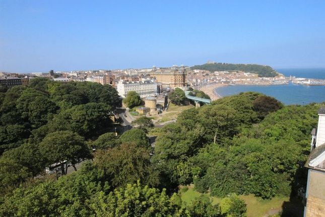 Flat for sale in Belmont Road, South Cliff, Scarborough