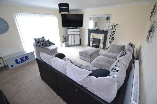 Lounge of Firdale Avenue, Rushden, Northamptonshire NN10