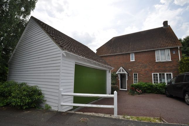 Thumbnail Detached house to rent in Hoppers Way, Singleton, Ashford