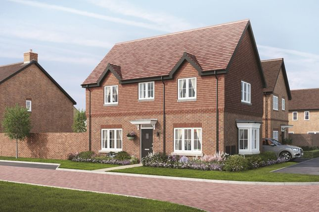 """Thumbnail Detached house for sale in """"Hurwick"""" at Hayley Road, Lancing"""