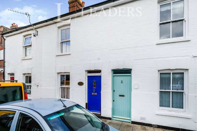 3 bed terraced house to rent in Langstone High Street, Havant PO9