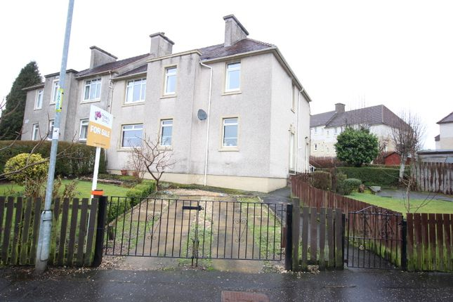 Newbattle Avenue, Calderbank, Airdrie ML6