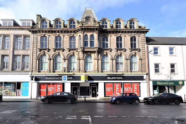 Thumbnail Commercial property for sale in High Street, Hawick, Hawick, Scottish Borders