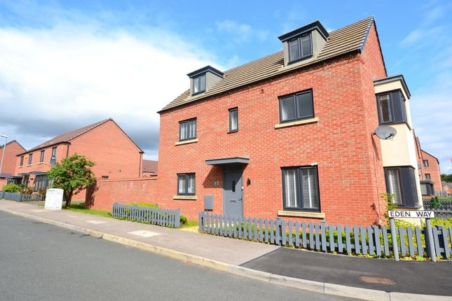 Thumbnail Detached house to rent in Eden Way, Northampton
