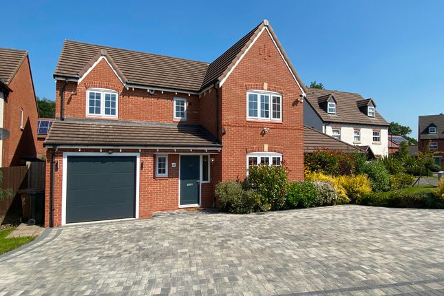 4 bed detached house for sale in Beech Lane, Shirley, Solihull B90