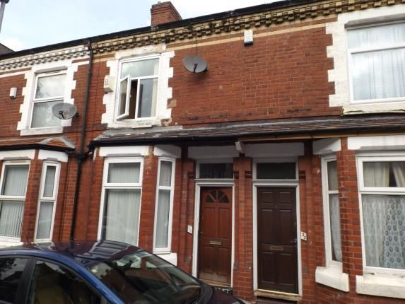 Thumbnail Terraced house for sale in Camborne Street, Manchester, Greater Manchester, Uk
