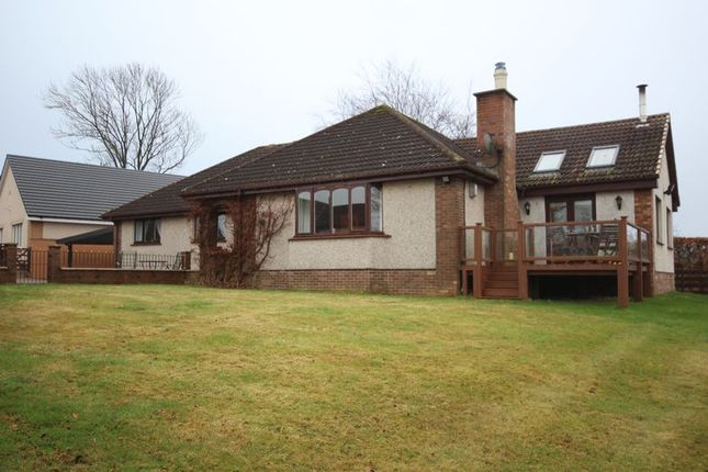 Thumbnail Detached bungalow for sale in Westwood View, West Calder