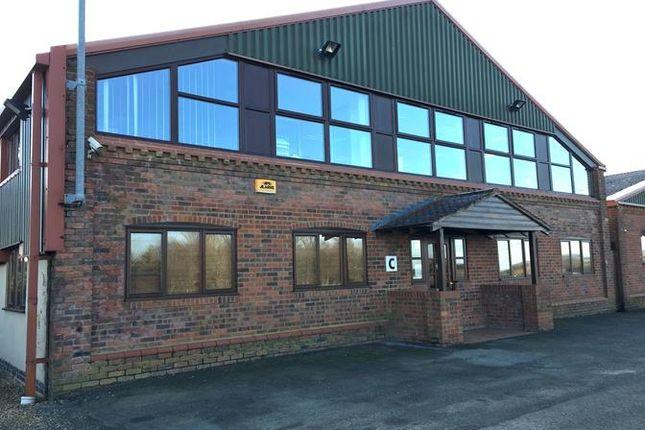 Thumbnail Office to let in Lincoln Lodge, Unit C, Castlethorpe, Milton Keynes