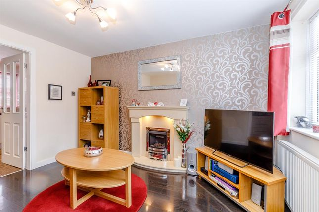 Thumbnail End terrace house for sale in Freemans Way, Wetherby