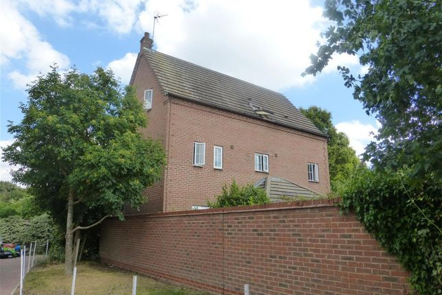 Thumbnail Detached house to rent in Gretton Close, Peterborough