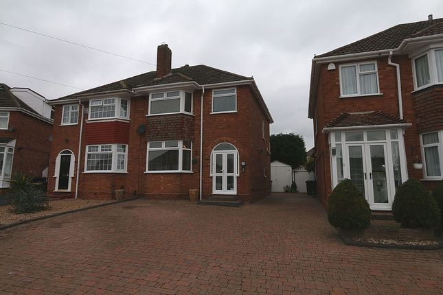Semi-detached house in  Romilly Close  Sutton Coldfield  West Midlands  Birmingham