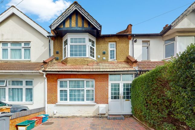 Thumbnail Terraced house for sale in Wellington Road South, Hounslow