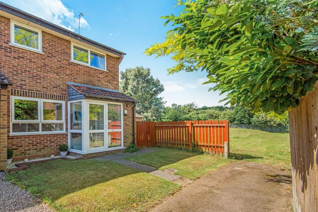 Thumbnail Semi-detached house for sale in Hayfield Road, North Wootton, King's Lynn