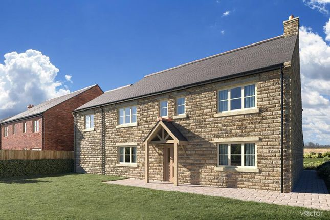 Thumbnail Detached house for sale in Plot 7, The Sawley, Robinson's Fold, Rainton