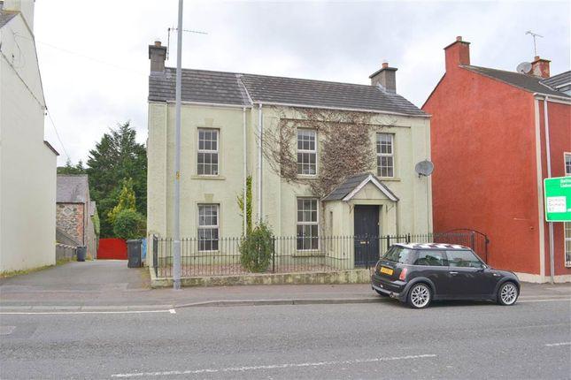 Thumbnail Detached house to rent in 21, Church Street, Ballynahinch