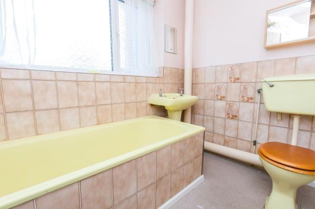 Bathroom of Bryn Mor Drive, Flint, Flintshire, North Wales CH6