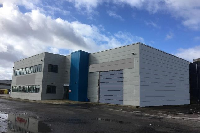 Thumbnail Light industrial to let in Centrum Business Park, Hagmill Road, Coatbridge, North Lanarkshire