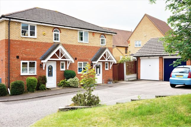 Thumbnail Semi-detached house for sale in Pound Lane Central, Nr Billericay