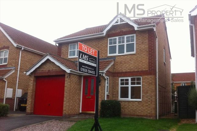 Thumbnail Detached house to rent in Fairoak Close, Winsford
