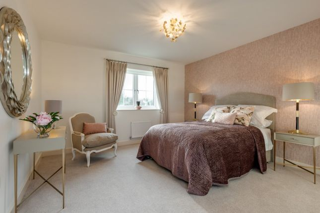 Guest Bedroom of Plot 3, The Copse, Marton Cum Grafton, Near Boroughbridge YO51