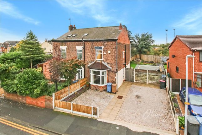 Thumbnail Semi-detached house for sale in Green Lane, Cadishead