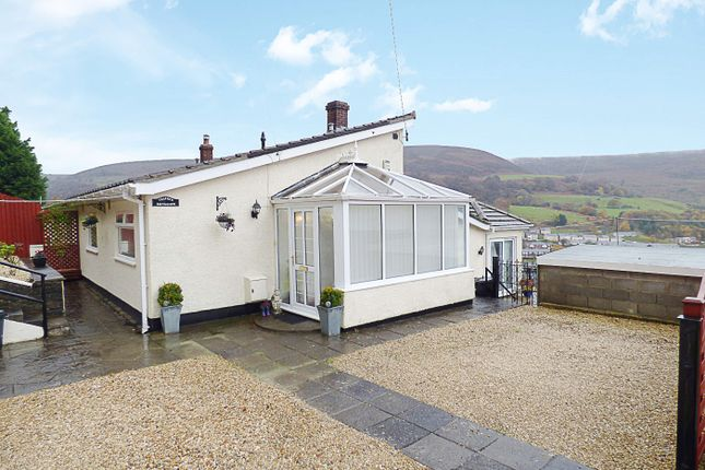 Thumbnail Semi-detached bungalow for sale in Ty Dan Y Wal Road, Cwmtillery, Abertillery, Monmouthshire