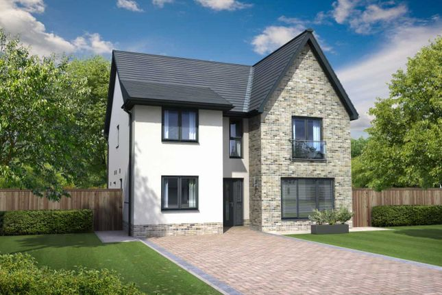 """Thumbnail Detached house for sale in """"Leonardo Garden Room"""" at Malletsheugh Road, Newton Mearns, Glasgow"""