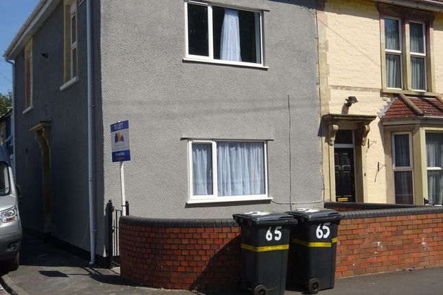 Thumbnail Property to rent in Sevier Street, Bristol