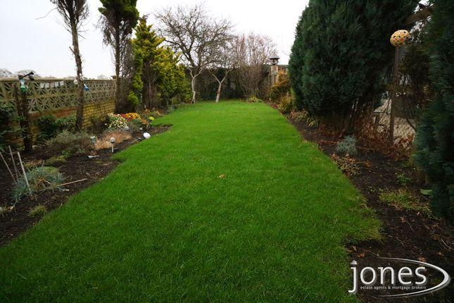 Rear Garden of Burtree Lane, Darlington DL3
