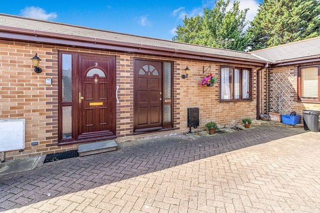 Thumbnail Bungalow for sale in Matthews Court Beresford Road, Gillingham