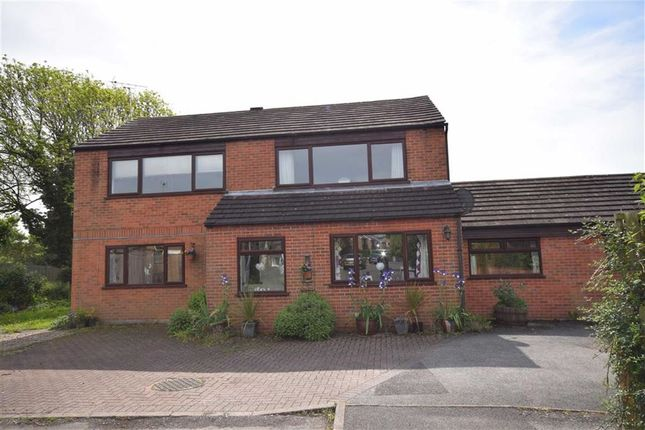 Thumbnail Detached house for sale in Caudwell Close, Southwell, Nottinghamshire