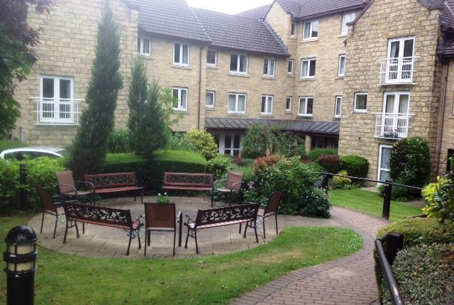 Thumbnail Flat to rent in Sutton Court, Bingley