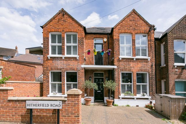 Thumbnail Terraced house for sale in Hitherfield Road, London