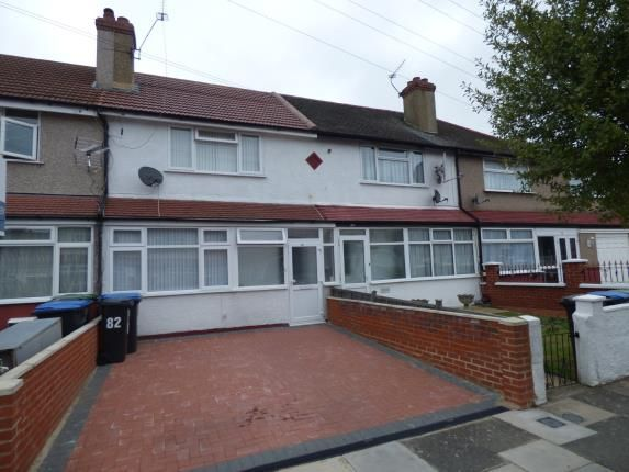 Thumbnail Terraced house for sale in Leyburn Road, Upper Edmonton, London