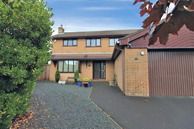 Thumbnail Detached house for sale in Chiswell Grove, Thornton