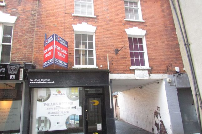 Thumbnail Flat for sale in Butchers Row, Banbury, Oxon