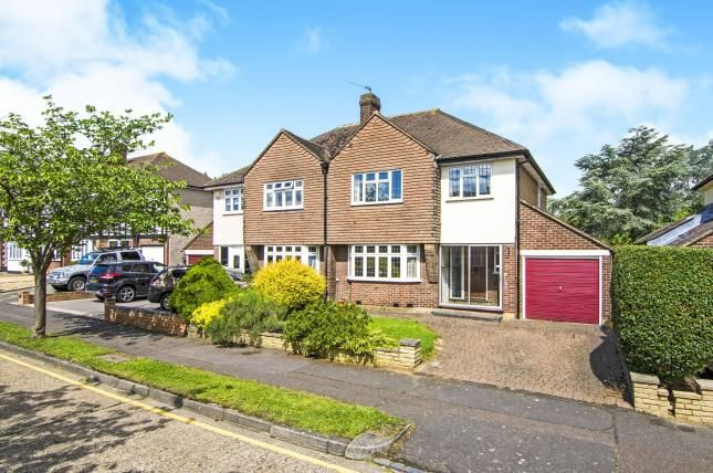 Thumbnail Semi-detached house for sale in Theydon Bois, Epping, Essex