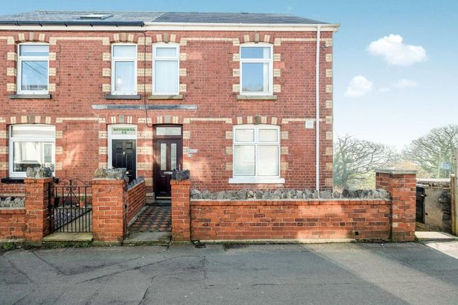 Thumbnail Property to rent in New Road, Cilfrew, Neath