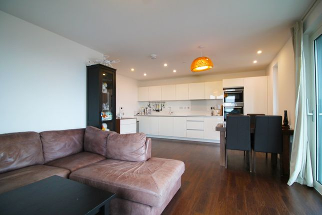 Thumbnail Flat to rent in No. 1 The Plaza, Marner Point, Bow