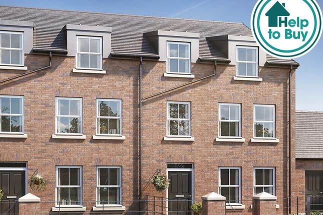 Thumbnail Town house for sale in The Brunton, Sandpiper View, East Boldon