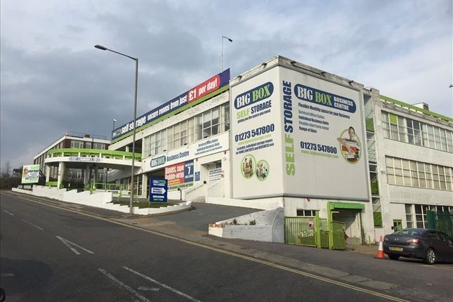 Serviced office to let in Crowhurst Road, Brighton