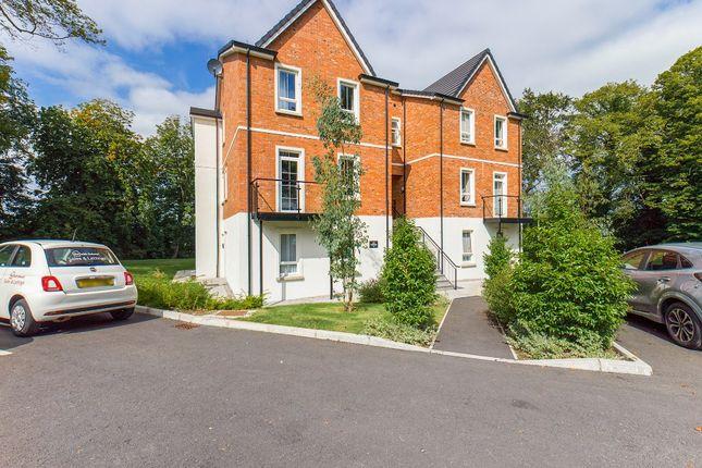 Thumbnail Flat to rent in Old Dundonald Road, Dundonald