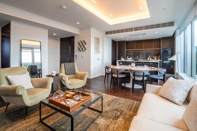 Thumbnail Flat for sale in Lillie Square, Earls Court, London SW6.