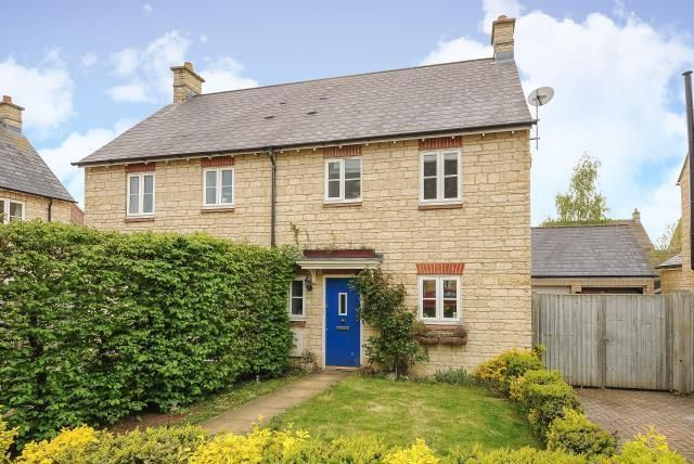 Thumbnail Semi-detached house to rent in Madley Park, Witney