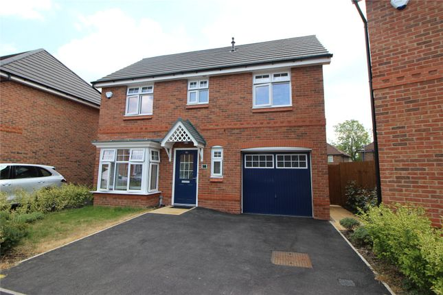 Thumbnail Detached house for sale in Tamarind Drive, Liverpool, Merseyside